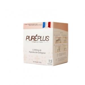 เพียวเร่พลัส คอลลาเจน เปปไทด์ 15 ซอง/ Pureplus Collagen Peptide
