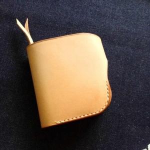 กระเป๋าสตางค์ชาย ใบสั้น หนังแท้ 100%