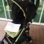 รถเข็นเด็ก Aprica Stick สีเขียวดำ รหัสสินค้า : C0023 thumbnail 4