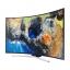 "Samsung 49"" Curved Smart 4K Ultra HD TV จอโค้ง รุ่น UA49MU6300K thumbnail 3"