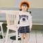 YY21-เสื้อ+กระโปรง 5 ตัว/แพค ไซส์ 100-140 thumbnail 2