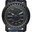 นาฬิกาผู้ชาย Diesel รุ่น DZ1748, 'Rig' Blue Cloth and Leather Watch thumbnail 1