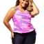 ชุดว่ายน้ำคนอ้วน ทูพีชพร้อมส่ง :ชุดว่ายน้ำไซส์ใหญ่สีชมพูแต่งผูกโบว์และสายไขว้ด้านหลัง มีกางเกงขาสั้น สีสันสดใสแบบสวย sexyมากๆจ้า:รอบอก44-54นิ้ว เอว40-52นิ้ว สะโพก50-62นิ้วจ้า thumbnail 1