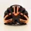 หมวกจักรยาน Blade / Mat Black Flash Orange + LED + Madcup thumbnail 5