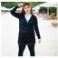ชุดว่ายน้ำคนอ้วน พร้อมส่ง :ชุดว่ายน้ำไซส์ใหญ่แบบสปอร์ตสีดำซิปหน้า set 5 ชิ้นมีเสื้อแขนยาวมี Hood บรา บิกินี่ กางเกงขาสั้น กางเกงขายาว แบบสวยคุ้มสุดๆจ้า:รายละเอียดไซส์คลิกเลยจ้า thumbnail 4