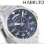นาฬิกาผู้ชาย Hamilton รุ่น H64615145, KHAKI AVIATION PILOT DAY DATE AUTO thumbnail 1