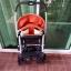 รถเข็นเด็ก Combi สีส้ม-ขาว รหัสสินค้า SL0044 thumbnail 9