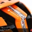 หมวกจักรยาน Z1 / Flash Orange + LED thumbnail 8