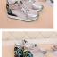 รองเท้าผ้าใบ Velcro ตาข่ายระบายอากาศ thumbnail 4