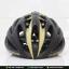 หมวกจักรยาน LAZER O2 สี Matte Black Gold thumbnail 8