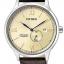 นาฬิกาผู้ชาย Citizen รุ่น NJ0090-13P, Mechanical Automatic Sapphire Titanium Leather thumbnail 1