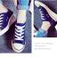 รองเท้าผ้าใบส้นสูง thumbnail 5