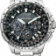 นาฬิกาข้อมือผู้ชาย Citizen Eco-Drive รุ่น CC9020-54E, F900 Satellite Wave World Time Super Titanium thumbnail 1