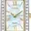 นาฬิกาผู้หญิง Citizen รุ่น EX1474-85D, Eco-Drive Swarovski Crystal thumbnail 1