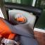 คาร์ซีท Aprica รุ่น Grand Bed สีส้ม-เทา รหัสสินค้า CS0024 thumbnail 6