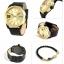 นาฬิกาผู้ชาย Diesel รุ่น DZ1840, Rasp Leather Men's Watch thumbnail 3