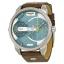 นาฬิกาผู้ชาย Diesel รุ่น DZ7321, Mini Daddy Dual Time Dial thumbnail 1