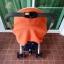 รถเข็นเด็ก Combi สีส้ม-ขาว รหัสสินค้า SL0044 thumbnail 7