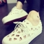 (pre) รองเท้าผ้าใบพื้นหนาระบายอากาศ thumbnail 1