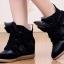รองเท้าหนังเสริมสูงผู้หญิง thumbnail 1