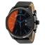 นาฬิกาผู้ชาย Diesel รุ่น DZ4323, Mega Chief Chronograph Black Dial thumbnail 2