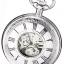 นาฬิกาพกพา Charles-Hubert รุ่น 3804, Mechanical Silver Tone thumbnail 3