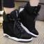 รองเท้าผ้าใบหุ้มข้อสูง9cm thumbnail 5