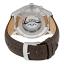 นาฬิกาผู้ชาย Seiko รุ่น SKA773P1, Kinetic White Dial Brown Leather thumbnail 3