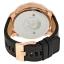 นาฬิกาผู้ชาย Diesel รุ่น DZ7380, MACHINUS Leather Rose Gold 4 Time Zone Men's Watch thumbnail 3