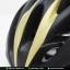 หมวกจักรยาน LAZER O2 สี Matte Black Gold thumbnail 6