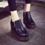 รองเท้าบู๊ตกันน้ำรองเท้าแพลตฟอร์ม thumbnail 1