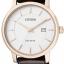 นาฬิกาข้อมือผู้ชาย Citizen Eco-Drive รุ่น BM6753-00A, Sapphire Japan Elegant Leather thumbnail 1