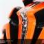หมวกจักรยาน Z1 / Flash Orange + LED thumbnail 7