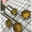 พิมพ์กระทงทอง 2 ดอก ขนมไทย thumbnail 1