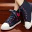 รองเท้าผ้าใบผ้าฝ้าย thumbnail 3