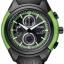 นาฬิกาข้อมือผู้ชาย Citizen Eco-Drive รุ่น CA0289-00E, Black And Green HSTech Chronograph thumbnail 1