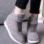 รองเท้าเกาหลีหนังpuเสริมสูง thumbnail 4