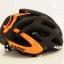 หมวกจักรยาน Blade / Mat Black Flash Orange + LED + Madcup thumbnail 4
