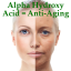 Alpha Hydroxy Acids, AHA