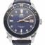 นาฬิกาผู้หญิง Orient รุ่น SAC0A004D0, Automatic Crystals 100m Blue Leather thumbnail 1