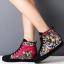 รองเท้าผ้าใบหุ้มข้อแฟชั่นสไตล์เกาหลี thumbnail 1