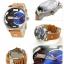 นาฬิกาผู้ชาย Diesel รุ่น DZ7308, Mini Daddy Dual Time Men's Watch thumbnail 2