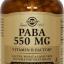 Solgar Paba 550 mg 100 Veggie Caps thumbnail 1