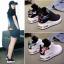 รองเท้าผ้าใบแฟชั่นเสริมสูง 6cm ไซต์ 35-40 thumbnail 1