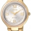 นาฬิกาข้อมือผู้หญิง Citizen Eco-Drive รุ่น FE2043-52A, Japan Sapphire Elegant Watch thumbnail 1