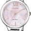 นาฬิกาผู้หญิง Citizen Eco-Drive รุ่น EM0558-81Y, Citizen L Mother Of Pearl Ladies Watch thumbnail 1
