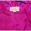 Sold ชุดกี่เพ้า ผ้าไหมไทย สีชมพูบานเย็น พิมพ์ลาย thumbnail 4