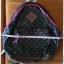 กระเป๋าเป้ สีน้ำตาล ลายจุด thumbnail 5