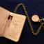 กระเป๋าสตางค์ชาย ใบสั้น หนังแท้ thumbnail 3