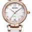 นาฬิกาผู้หญิง Rhythm รุ่น L1504L04, Diamond Sapphire Rose Gold Leather L1504L 04, L1504L-04 thumbnail 1